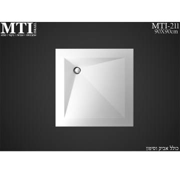 MTI-211 90X90 shower tray
