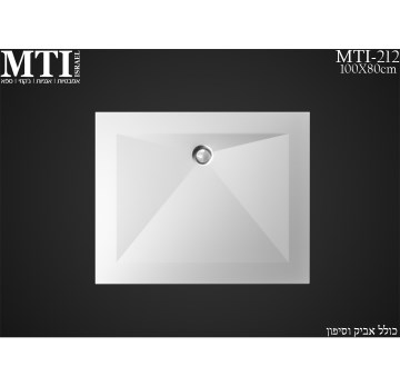 MTI-212 100X80 Shower tray