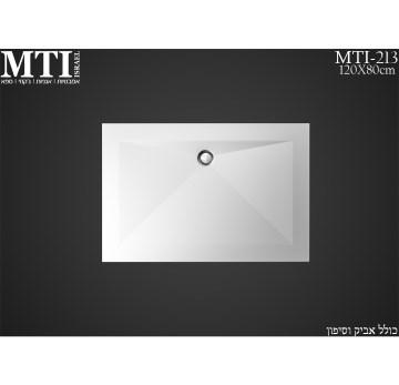MTI-213 120X80 shower tray