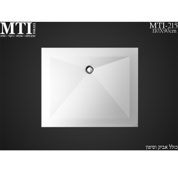 MTI-215 110X90 shower tray