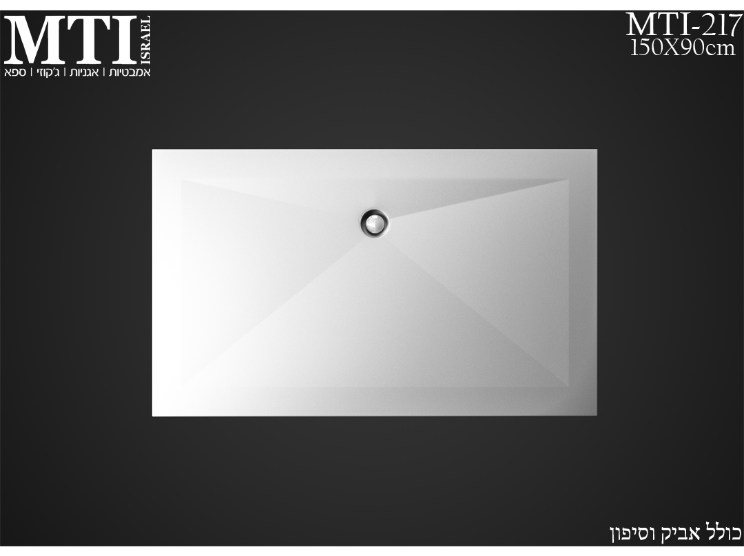 MTI-217 150X90 shower tray